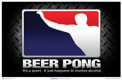 beer pong sport