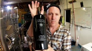 Maynard James Keenan With His Wine