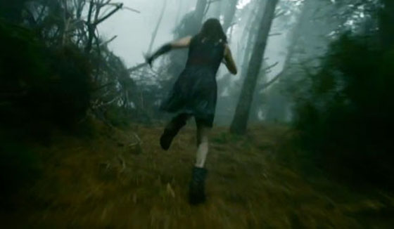 evil dead remake tree scene