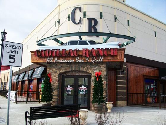 Cadillac Ranch Pittsburgh, PA Location | Robinson Township