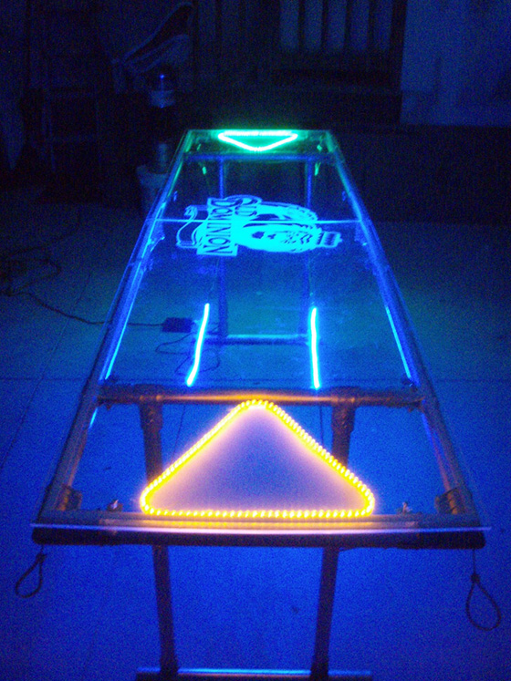 30 Unique And Creative Beer Pong Table Designs Play
