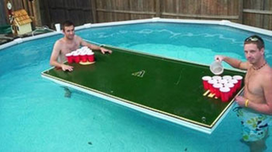 Terrific 30 Unique And Creative Beer Pong Table Designs Play Beer Pong Download Free Architecture Designs Pushbritishbridgeorg