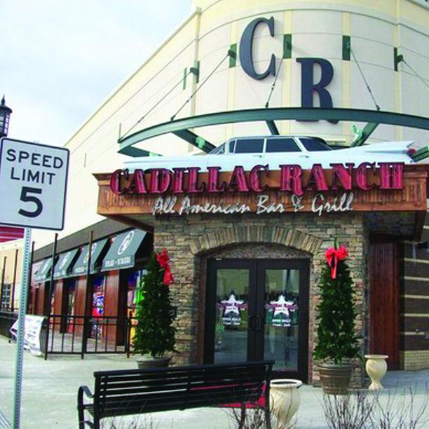 Cadillac Ranch Pittsburgh, PA Location
