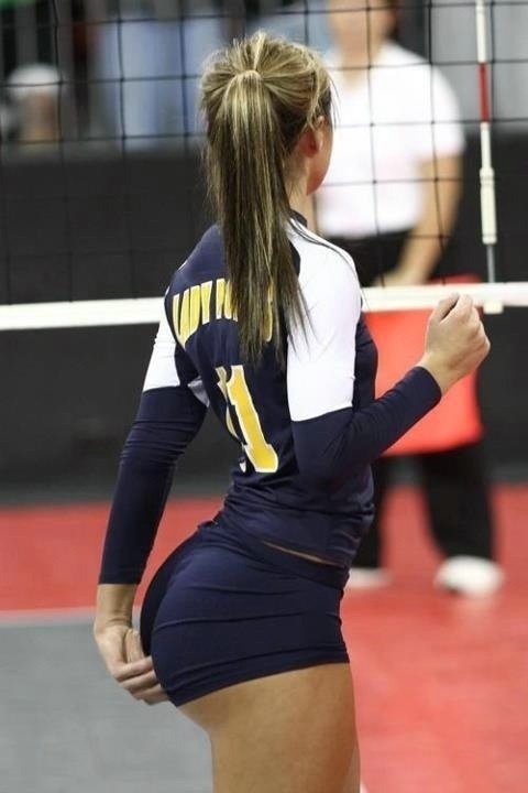 hot-girl-yoga-shorts-volley-ball-blue