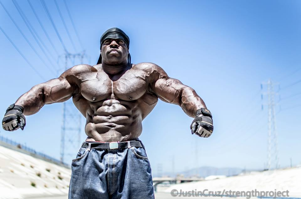 the story of kali muscle, prison exercises, geico commercial & more, Muscles