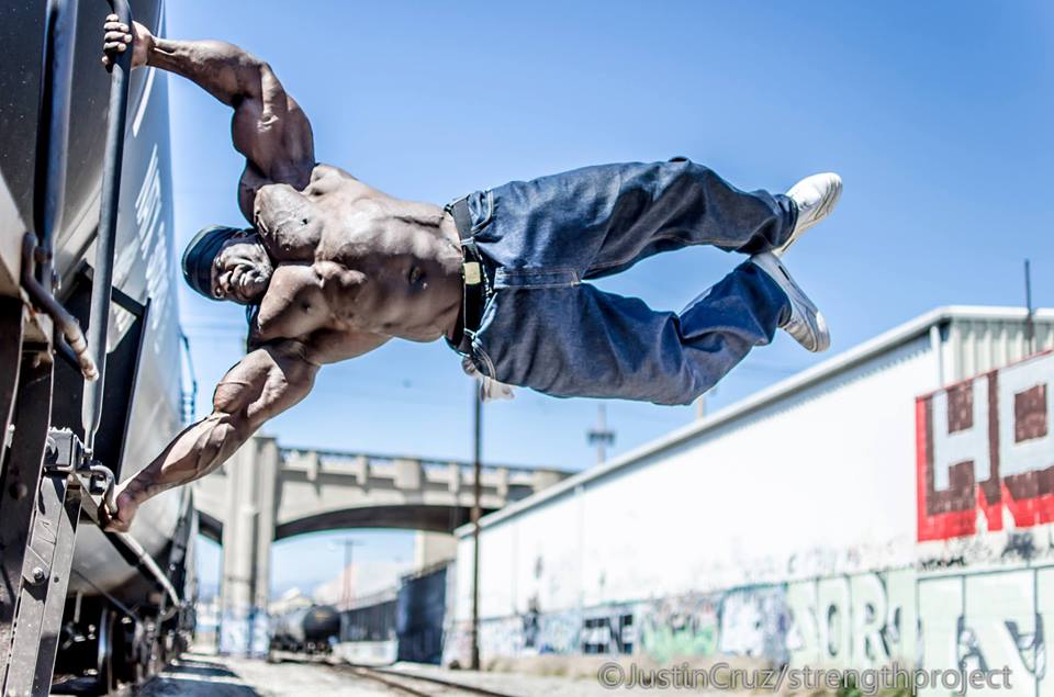 kali-muscle-train
