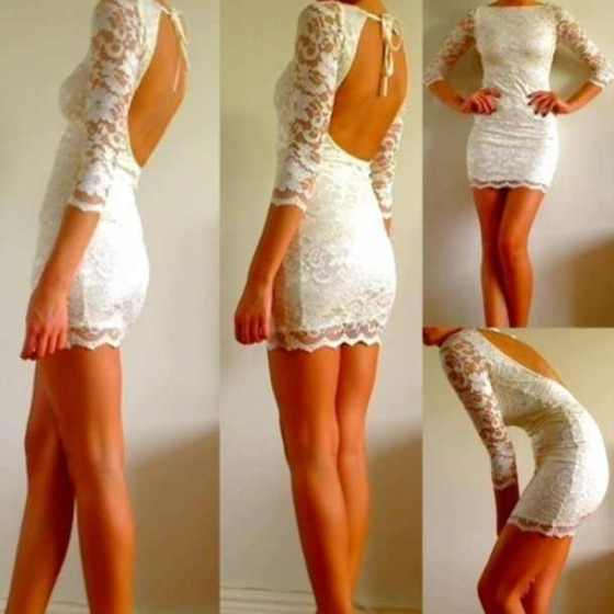 laced-white-dress-cute-party-white-dress-lace-dress