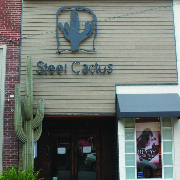 Steel Cactus