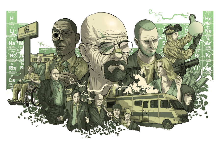 breaking-bad-art-collage