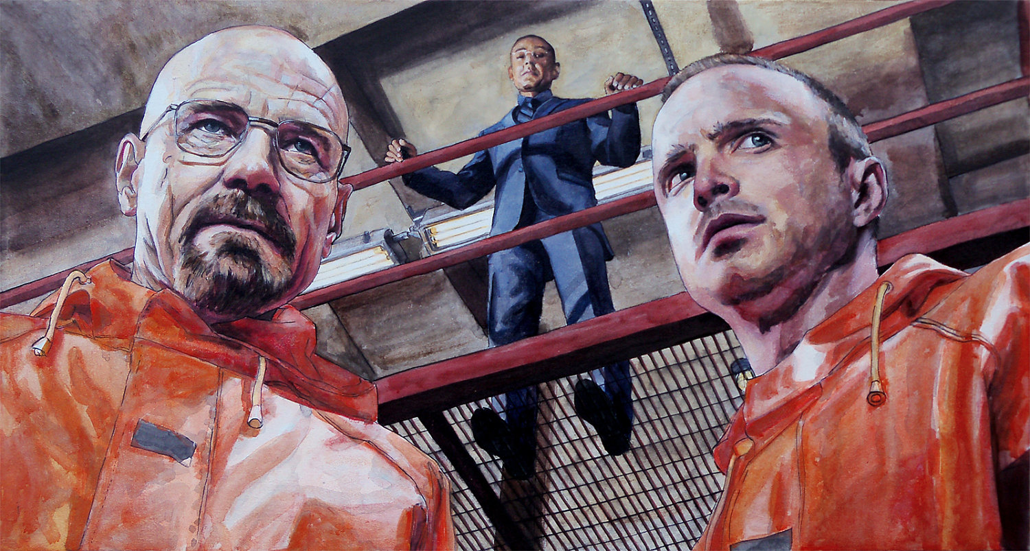 breaking-bad-art-painting