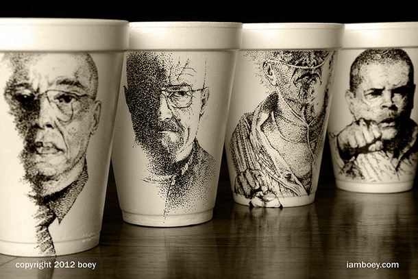 breaking-bad-art-pen-on-styrofoam
