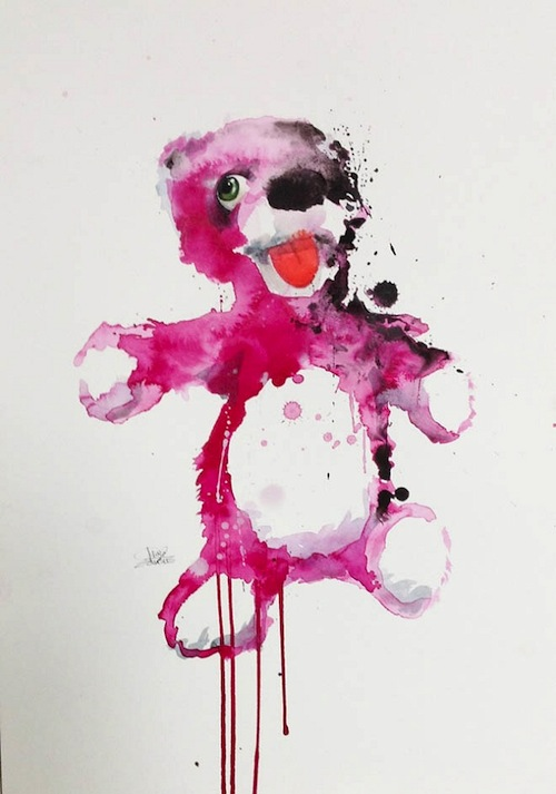 breaking-bad-art-pink-bear