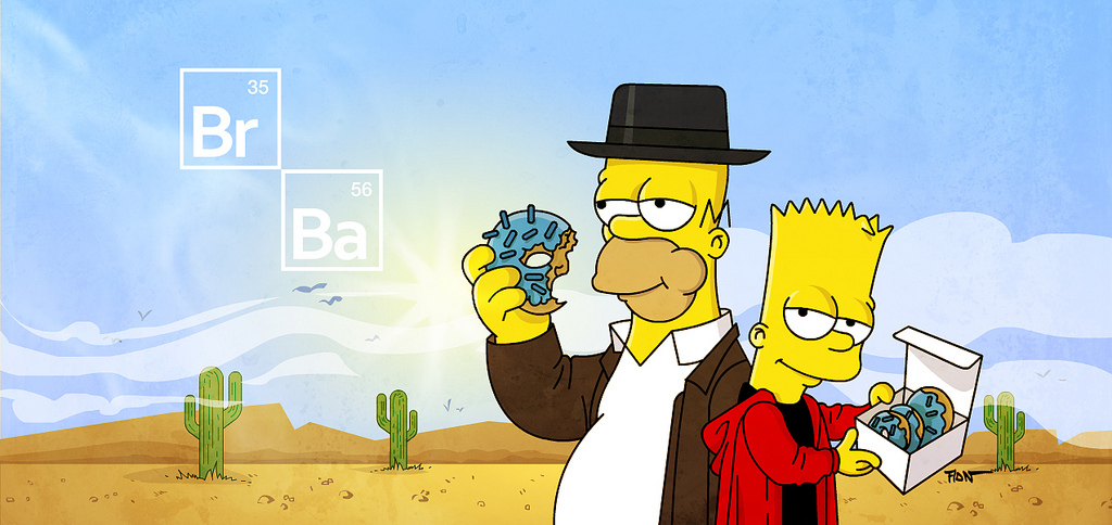 breaking-bad-art-simpsons