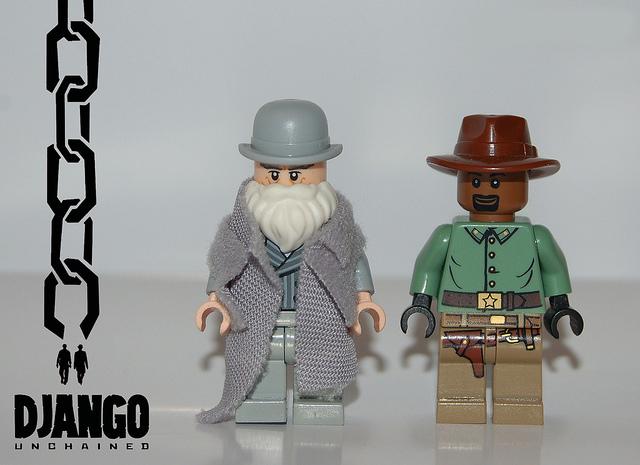 django-unchained-lego-movie