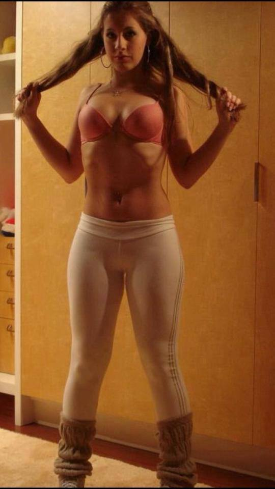 Girls naked yoga pants gallery