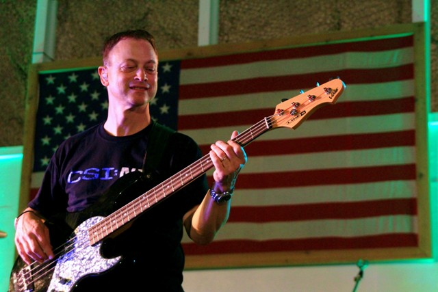 Gary Sinise and the Lt. Dan Band in Pittsburgh at Stage AE