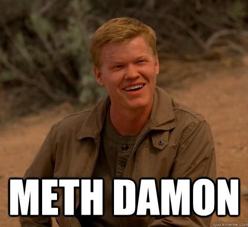 meth-damon