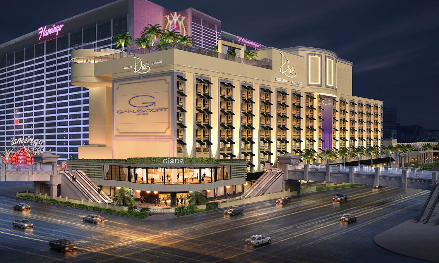 The New Las Vegas Looks Amazing The Linq Sls Resorts World And More