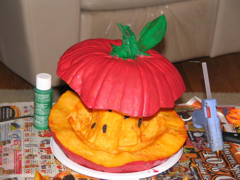 apple-pumpkin-carving