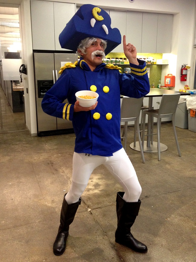 Captain Crunch Halloween Costume