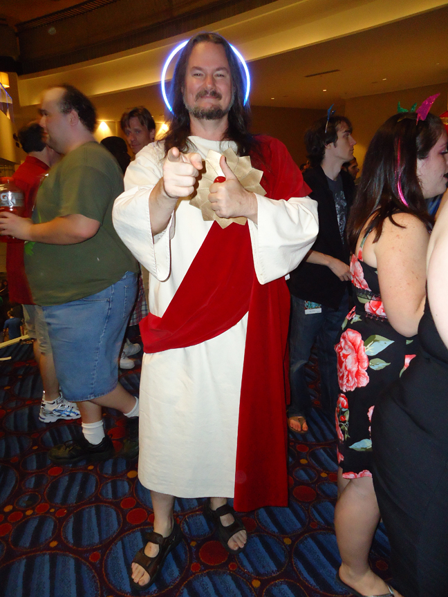 cosplay-buddychrist