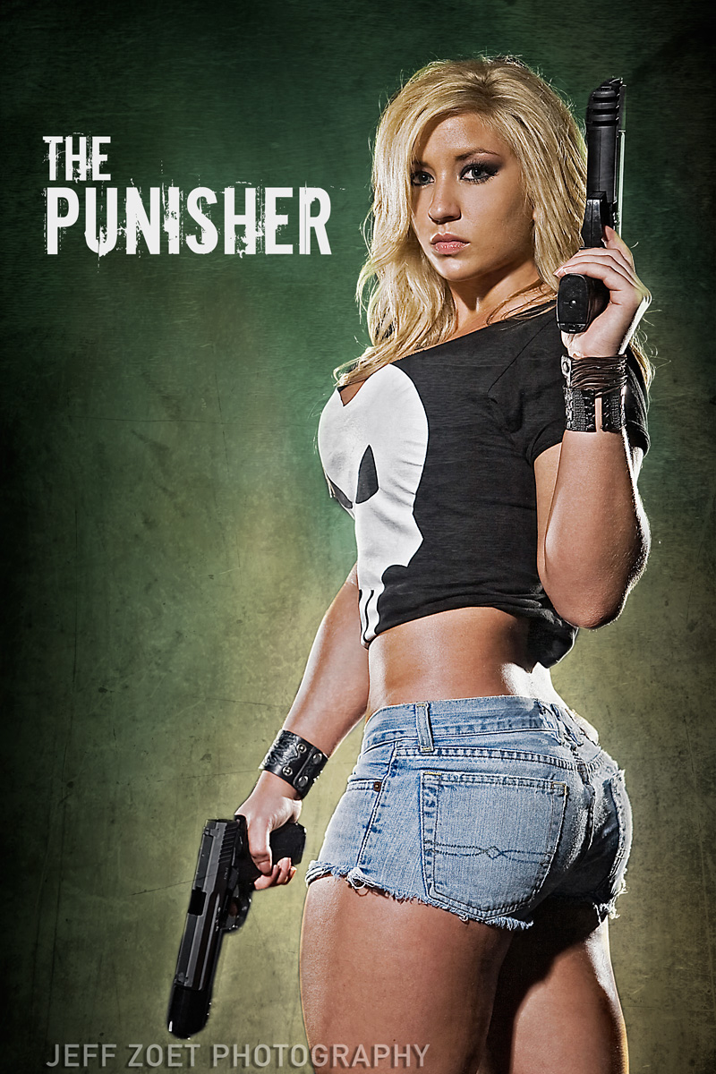 Alyssa-punisher