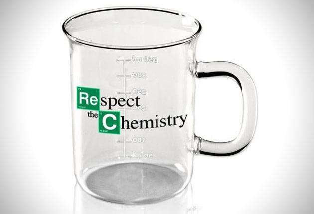 Respect the Chemistry beaker