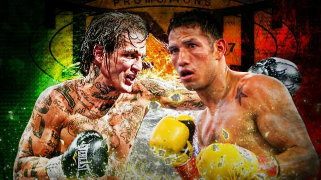 Spadafora vs. J. Perez Sat. Nov. 30th WBA World Championship