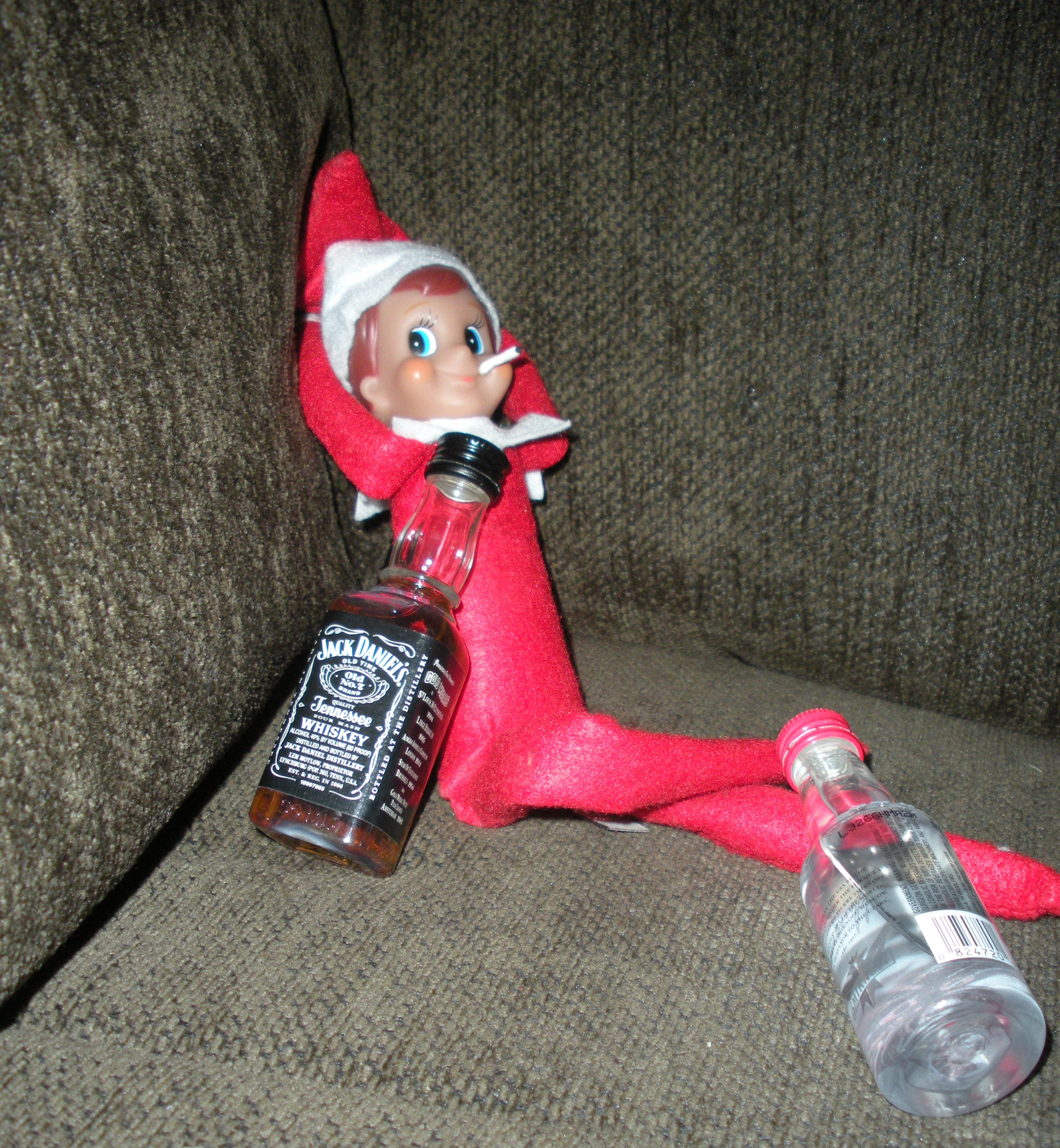 Elf on the Shelf Gone Bad! | 30 Pictures