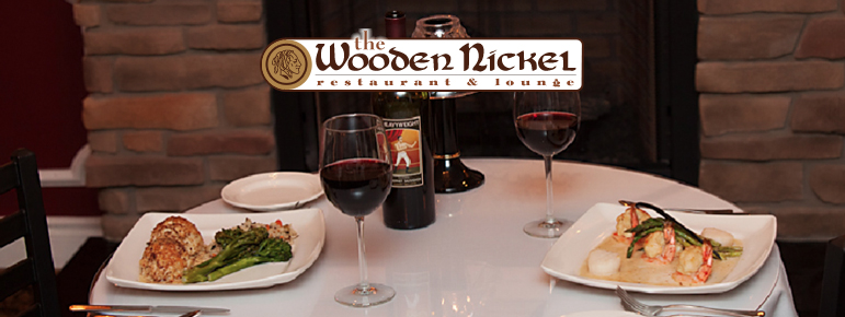 The Wooden Nickel Restaurant In Monroeville Outside Of Pittsburgh
