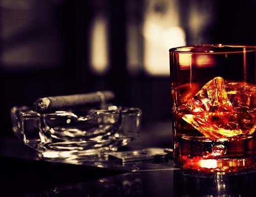 whiskey-and-cigar