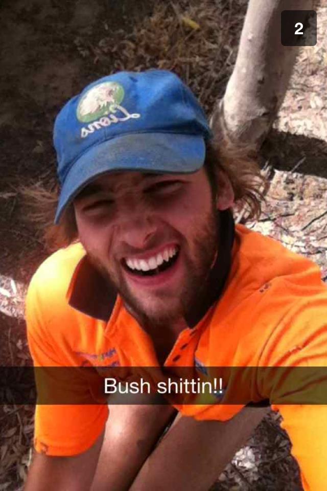 bush-dump