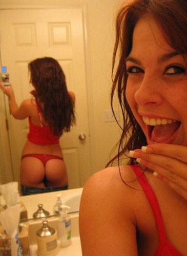 mirror-red-thong