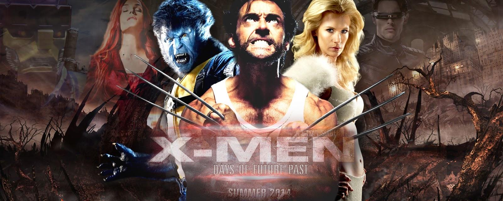 X Men Days Of Future Past New Trailer New Mutants New War Movies