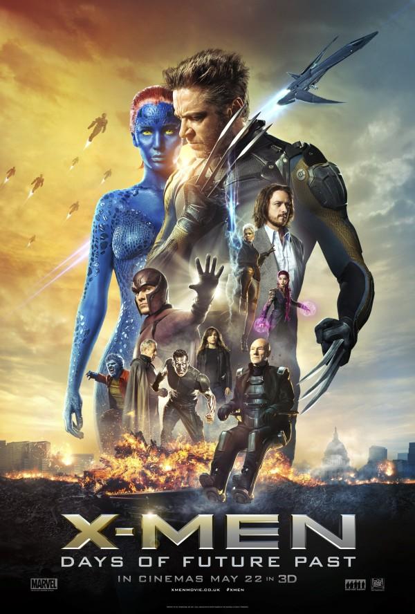 X-Men-DoFP-Poster