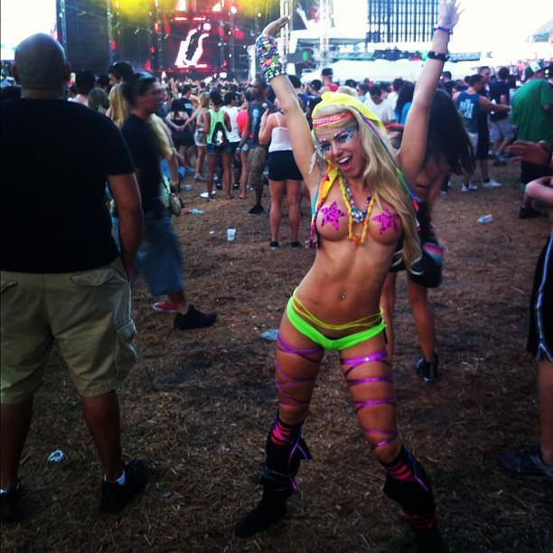 edm-girls