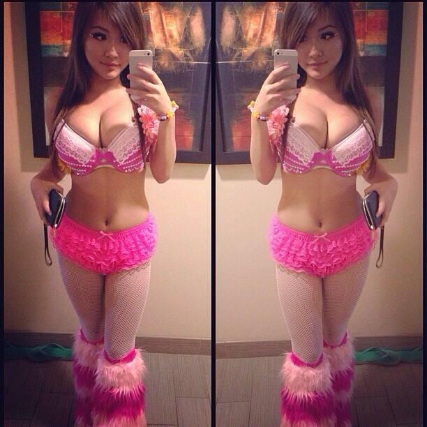 hot-asian-pink