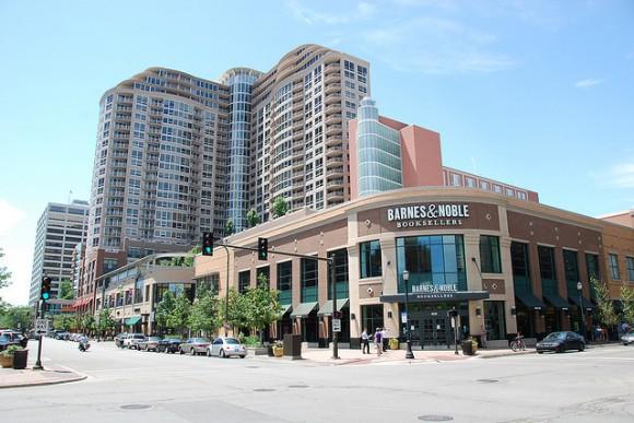 Downtown-Evanston