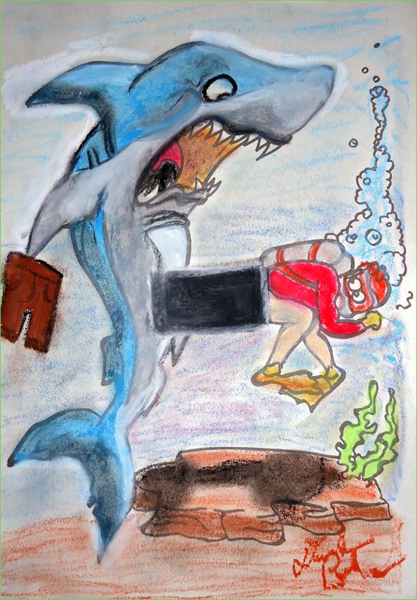 Shark-kzoo