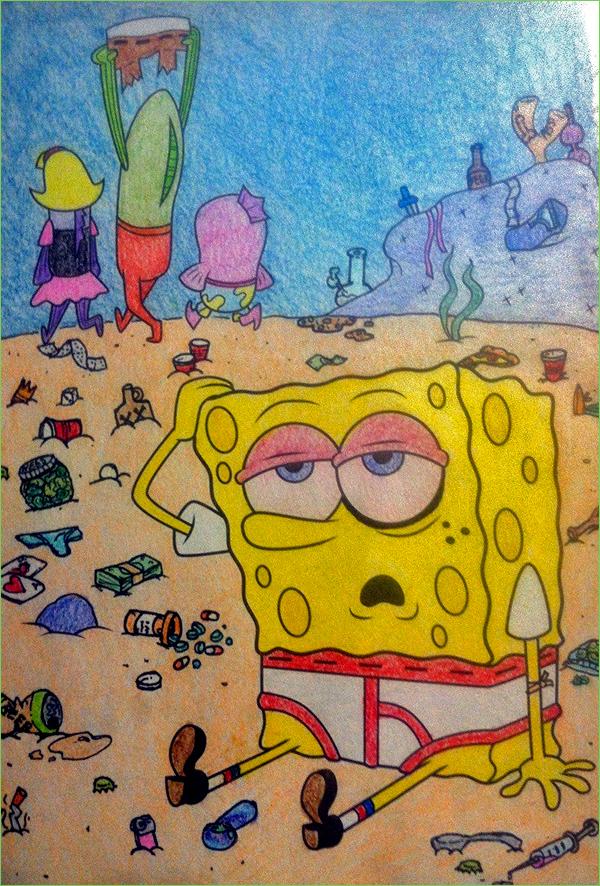 Spongebob-iMeow2015