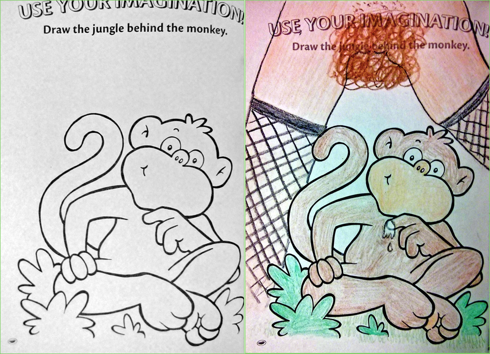 monkey-beaver