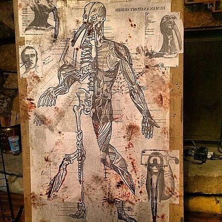 tusk-man-drawing
