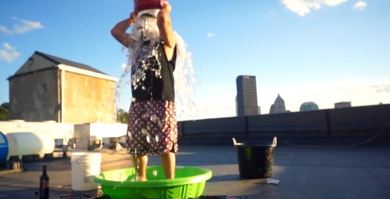 isaac-ice-bucket-challenge