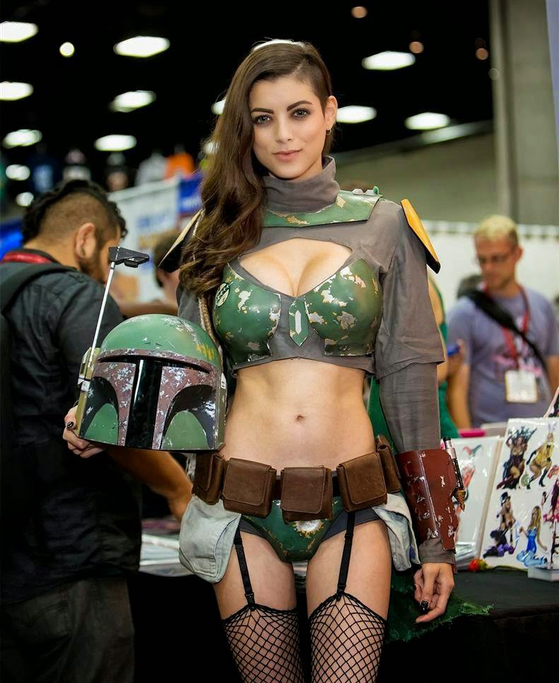 Star Wars Is Sexy Volume 2 Boba Fett Cosplay Endless