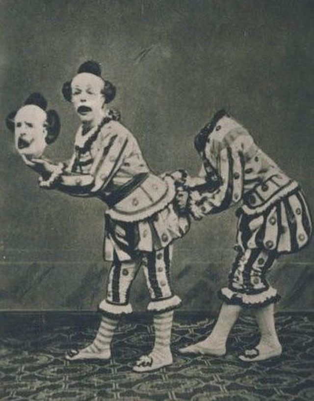 Why I Fear Clowns: Vintage Clowns Are Scary as F...
