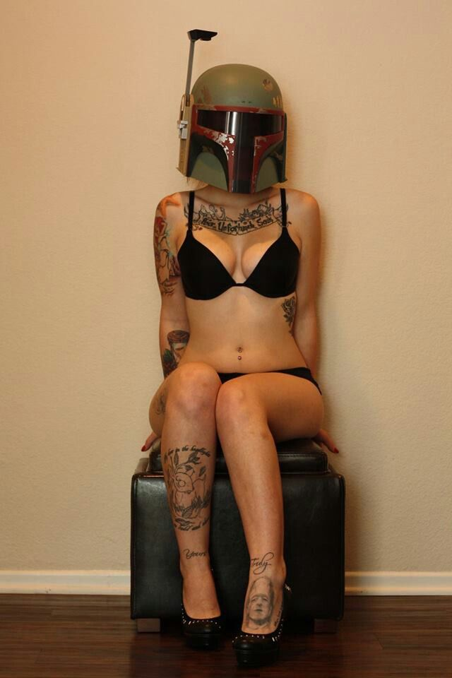 from Todd female boba fett porn