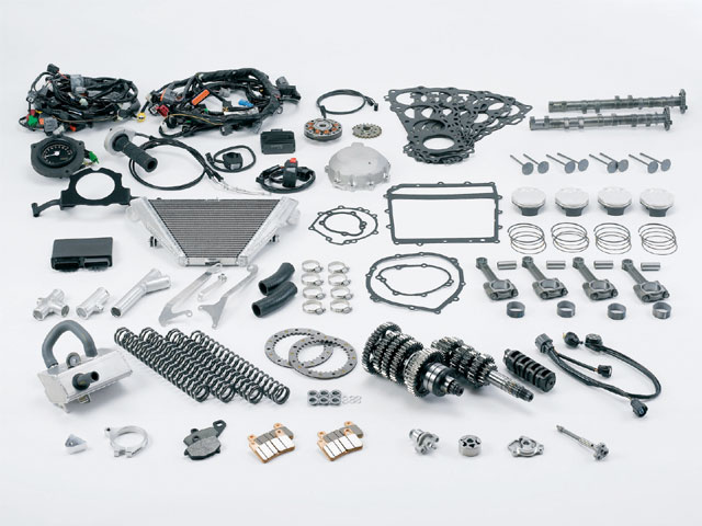 Yamaha mc parts