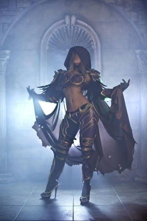 Lady-Sylvanas-World-of-Warcraft