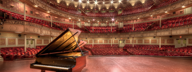 Carnegie Music Hall of Oakland